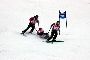ばんけいスキーパトロール