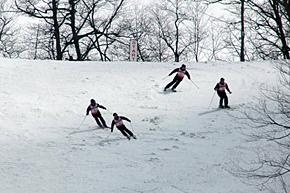 平湯温泉スキーパトロールB