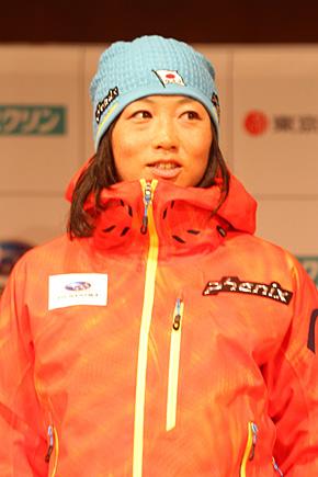 クロスカントリー・石田正子選手(JR北海道スキー部)