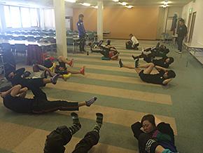 陸上トレーニング2