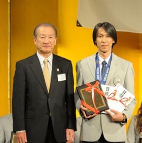 ジャンプラージヒル個人銀メダル 葛西紀明選手(団体銅メダル)
