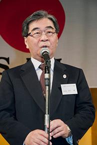副会長、吉田 肇よりご出席のお礼を述べ閉会となった