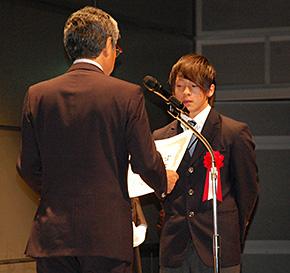ハーフパイプ初の銀メダルを獲得した平野選手