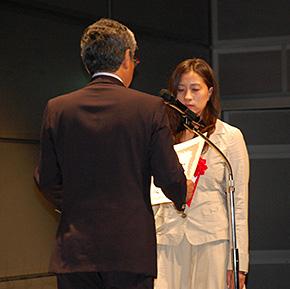 パラレル種目の第一人者として悲願のメダルを獲得した竹内選手