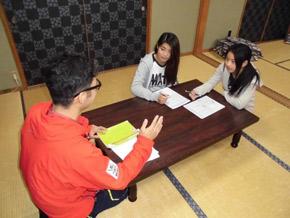 深澤コーチによるジャッジ講習