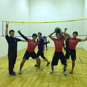 バレーボールはトレーニングとチームビルディングに効果的